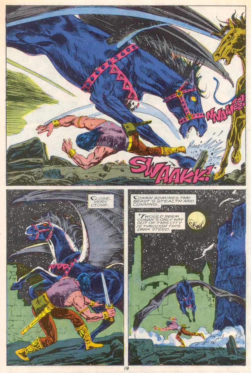 Conan the Barbarian (1970) Issue #209 #221 - English 15