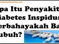 Apa Itu Penyakit Diabetes Inspidus? Berbahayakah Bagi Tubuh?