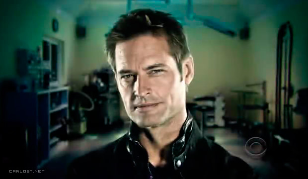 Josh Holloway como Gabriel Vaughn en Intelligence (2014)