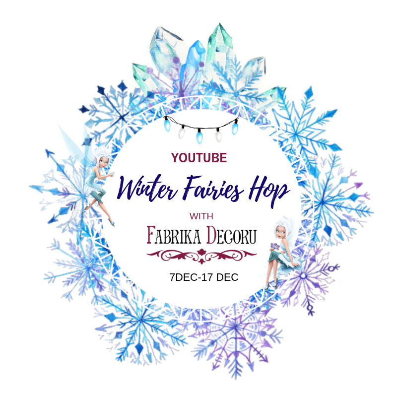 Winter Fairies YouTube Hop
