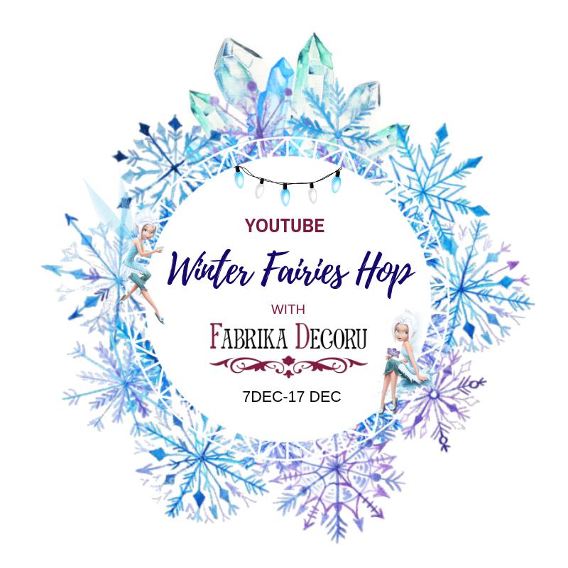 Winter Fairies YouTube Hop