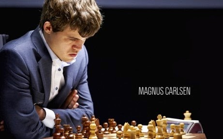 Memahami Permainan Catur Master Dunia - Carlsen M