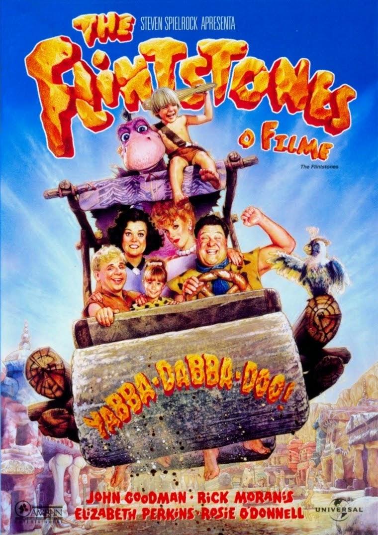Os Flintstones: O Filme – Dublado (1994)
