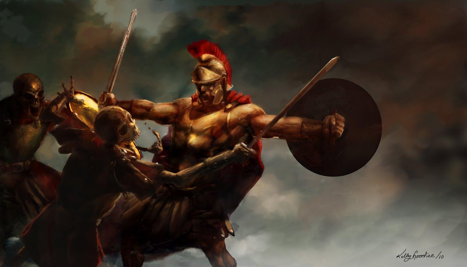 roman warrior wallpaper - photo #2