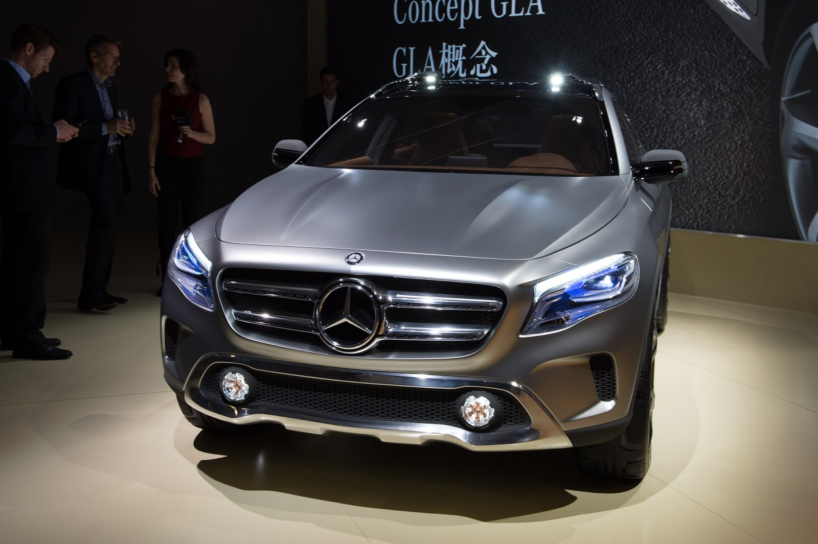 Mercedes gla price and release date daily mercedes benz news for Mercedes benz gla release date
