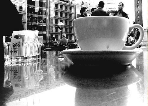 parole che nascono davanti a una tazza di caffè...