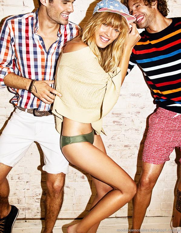 Moda verano 2014 marca Tannery.