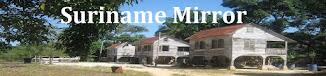 Suriname Mirror, daily Suriname news: