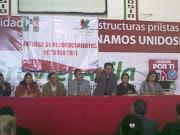 Comité Municipal Cuautitlán Mex, entrega reconocimientos