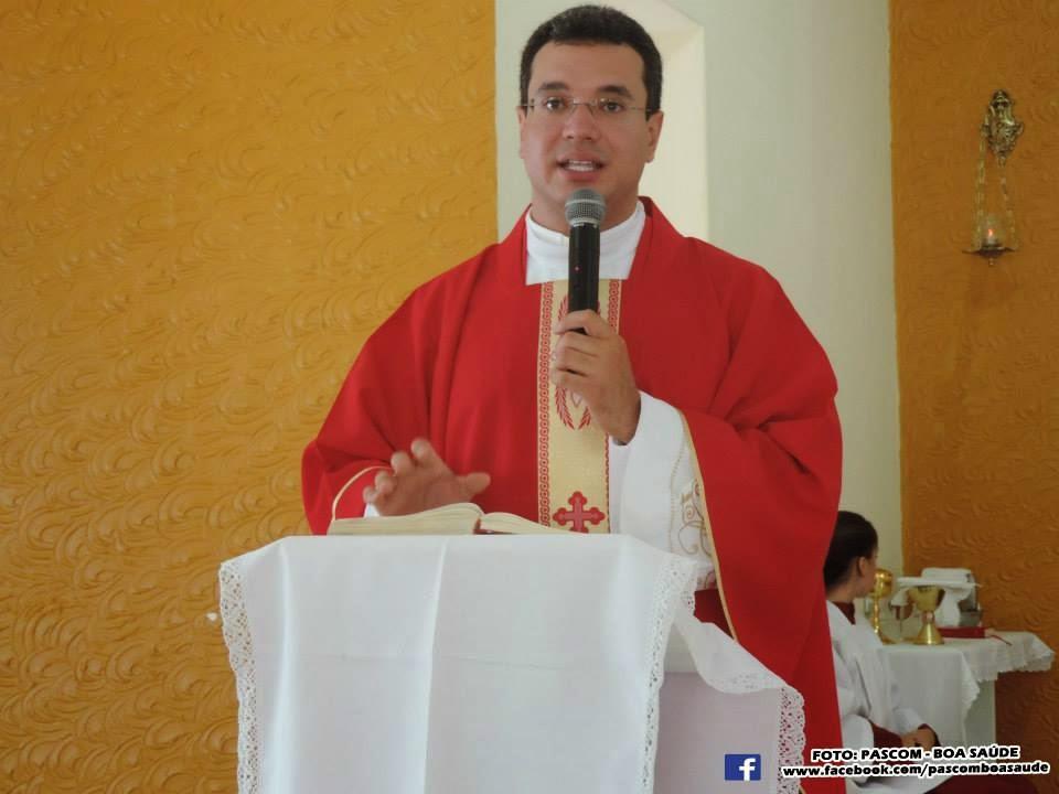 Padre Gabriel: Muitos anos de vida