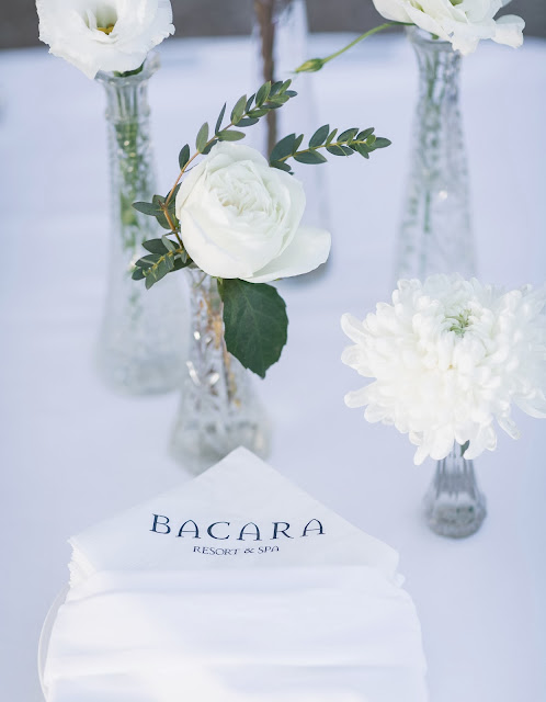 Bacara Resort and Spa Wedding Reception