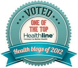 Voted Top Health Blog 2012