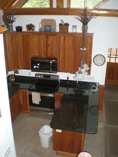 countertop, Mesabi Black Granite, Ely, http://huismanconcepts.com/