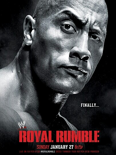   WWE Royal Rumble 2013      mn myegy