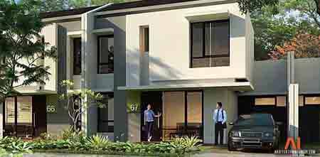 rumah minimalis type 100 nyaman
