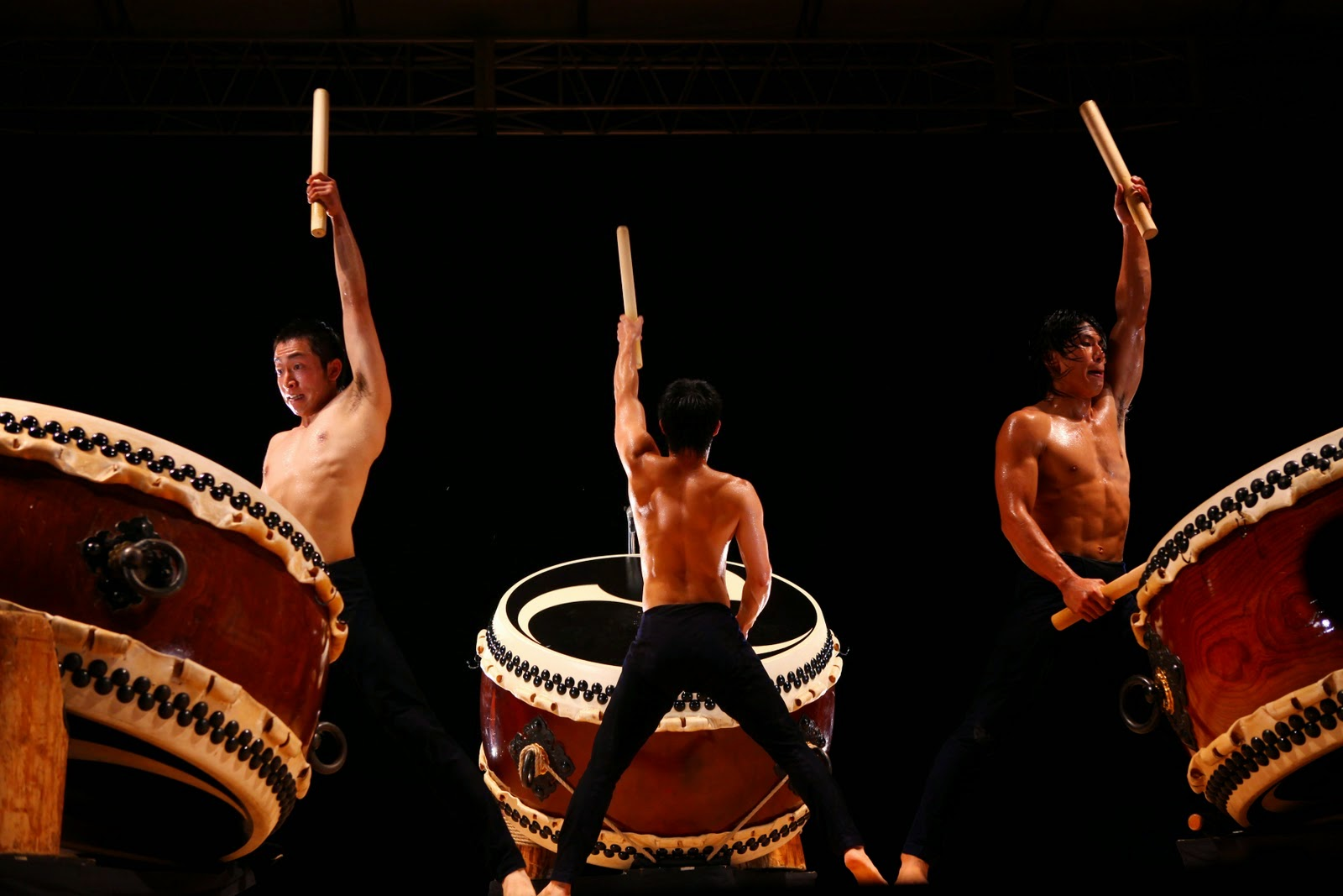Japanese drummers photos 22