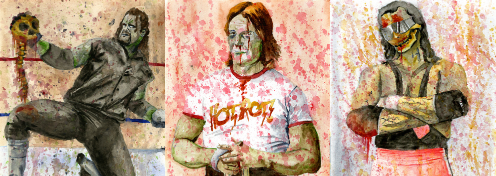 WWF Zombies - Zombie of the Week