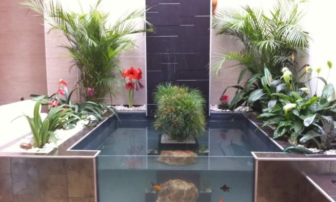 Marzua decorar un patio interior for Decoracion patio interior