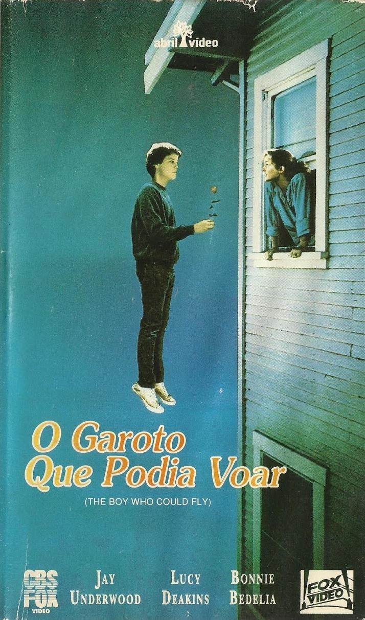 O Garoto Que Podia Voar – Dublado (1986)