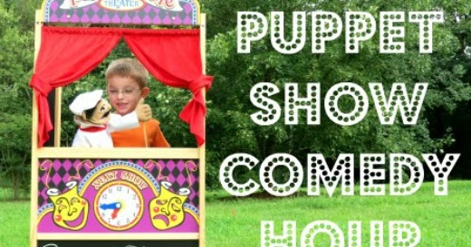 Sunny Days Backyard Camp : Childhood Beckons Camp Sunny Patch Puppet Show Comedy Hour