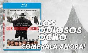 Los Odiosos Ocho en Blu Ray