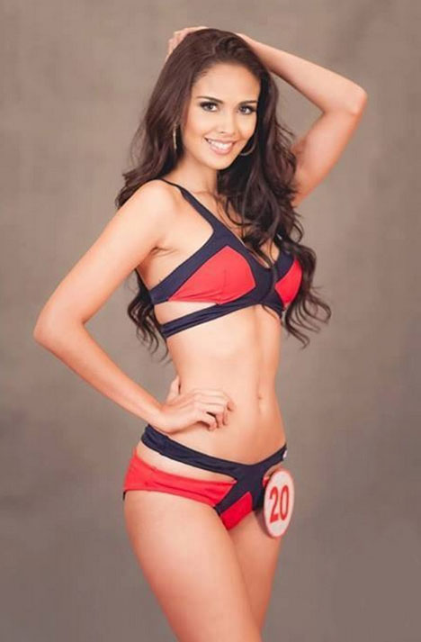 Megan Young is Miss World Philippines 2013 (Photo from SashFactor.info ...