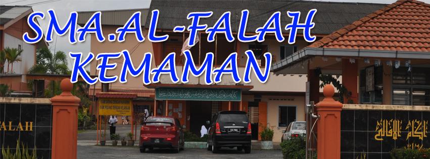 Portal Rasmi Sekolah Menengah Agama Al-Falah Kemaman