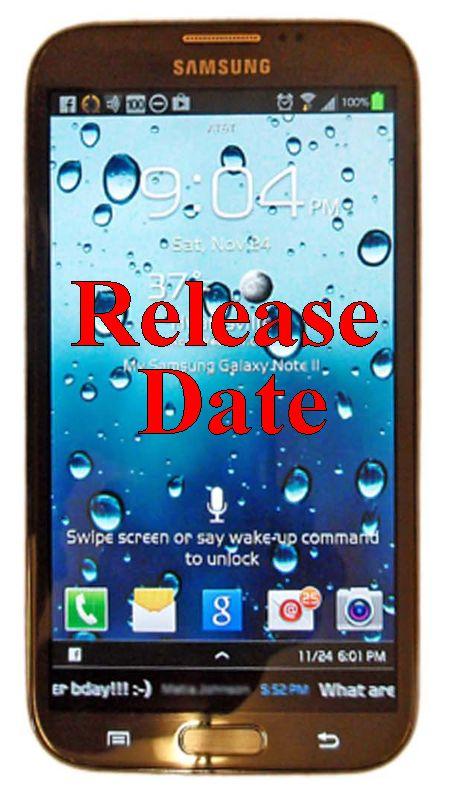 Samsung galaxy note 5 release date in Australia