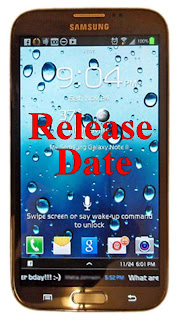 News about the Release Date for Galaxy Note 3