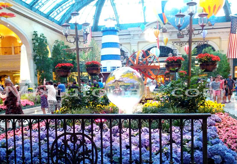 hotel usa jardines: