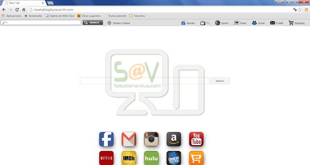 Newtabtvplussearch.com