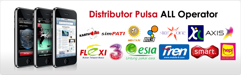 Image Result For Master Dealer Pulsa Paling Murah