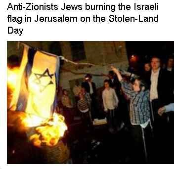 Jews, not KKK (Zionists)