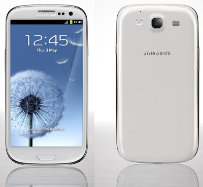 Samsung Galaxy S III,Top 5 Samsung  Smartphones  Android