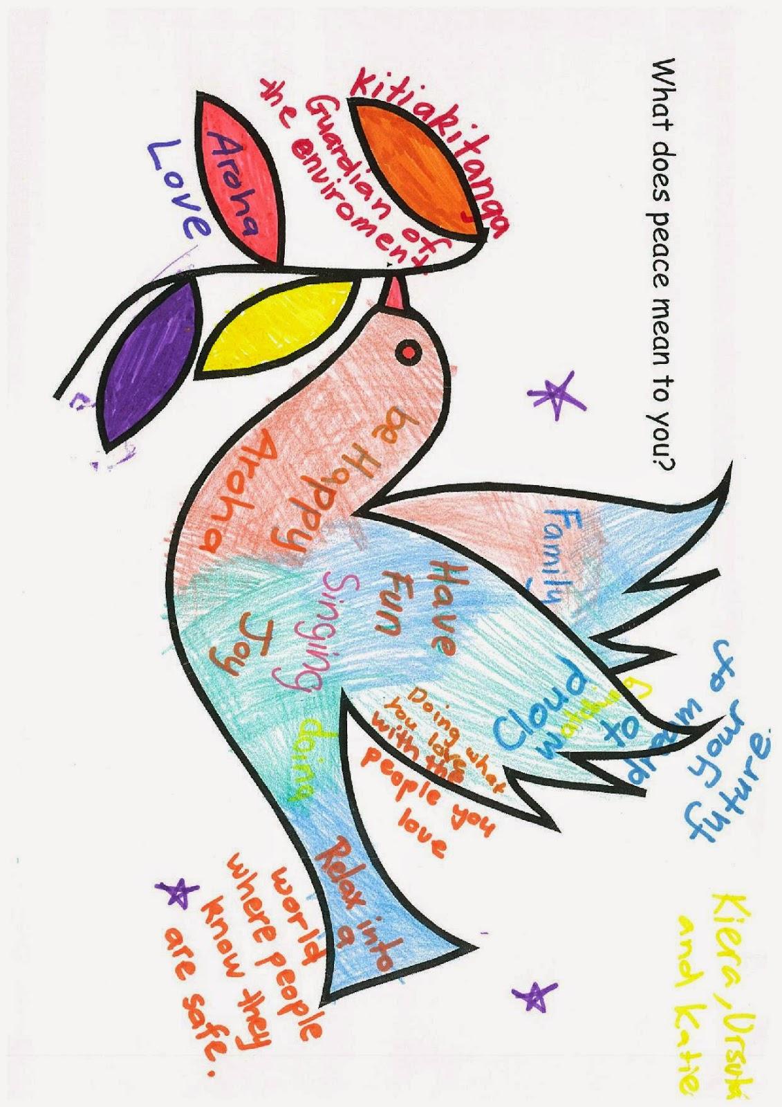 We are One! Arataki 2015: WORLD PEACE PROJECT
