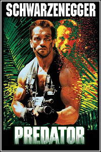 Poster Of Predator (1987) In Hindi English Dual Audio 300MB Compressed Small Size Pc Movie Free Download Only At worldfree4u.com