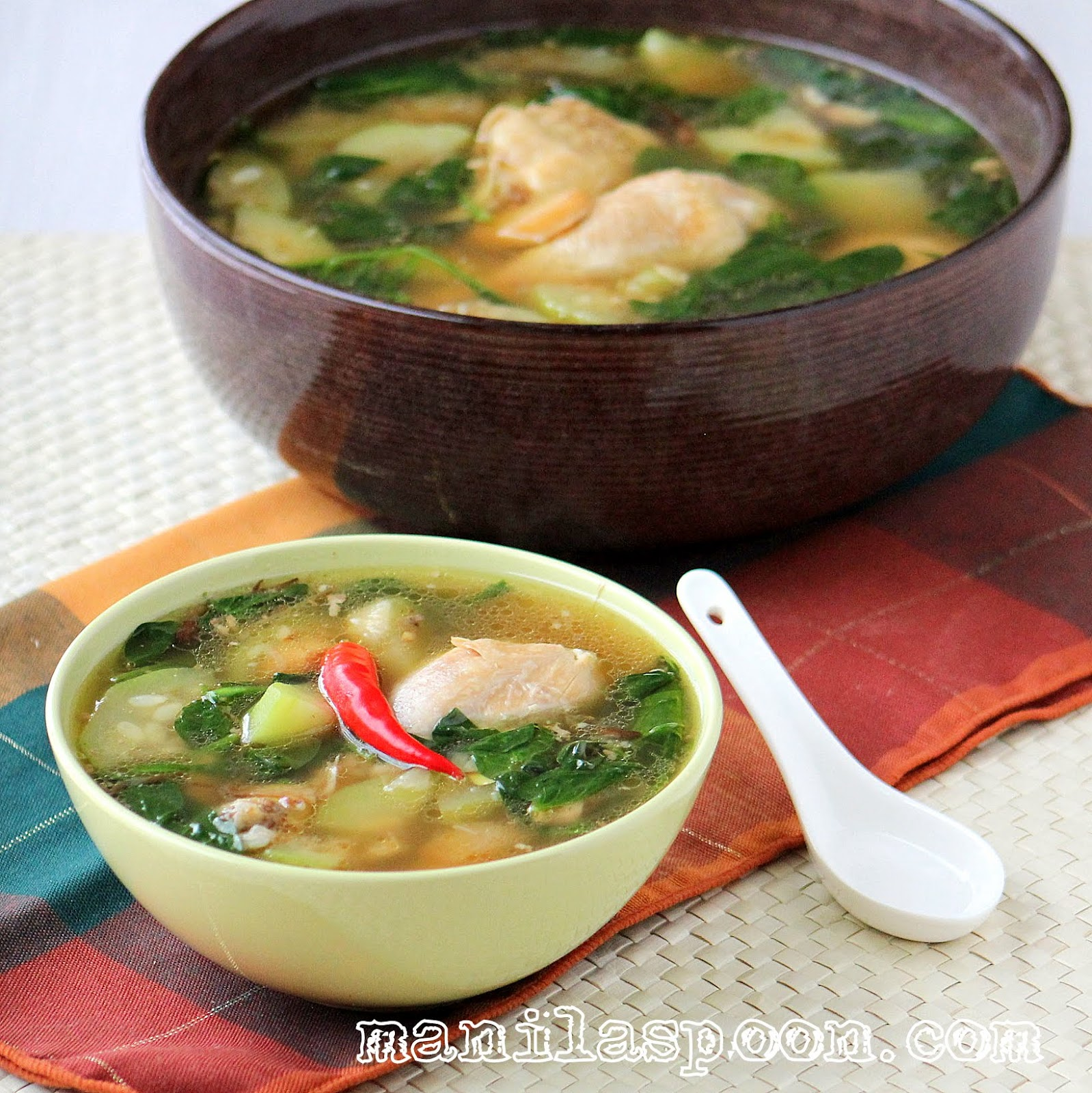 Fish Soup (that You Can Actually Eat With A Spoon) Recipes ...