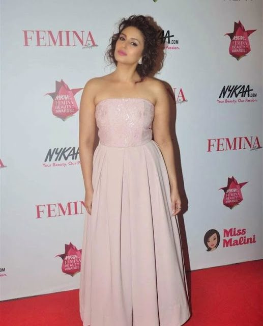Huma Qureshi at Femina Beauty Awards 2015