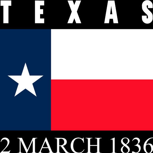 The Lonely Libertarian: Happy Texas Independence Day!