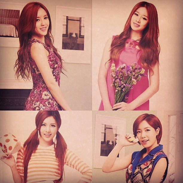 PHOTO 4 T-ARA, The Queen