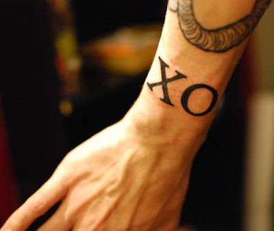 Xo Arm Tattoos