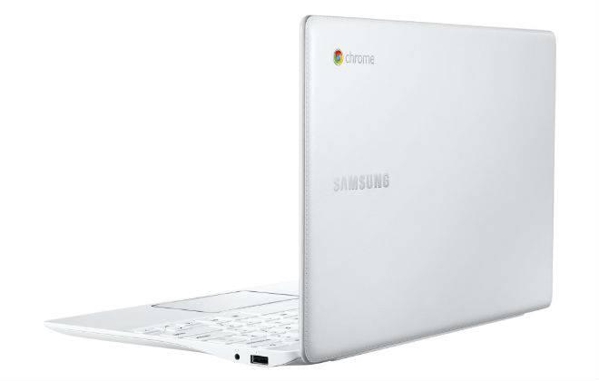 Lançamento Chromebook