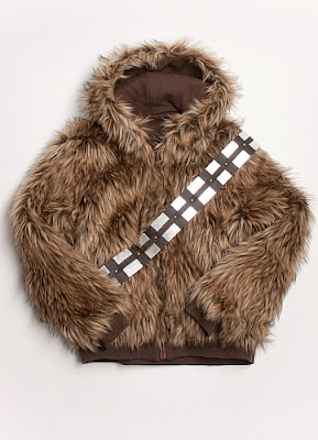Sudadera Chewbacca reversible