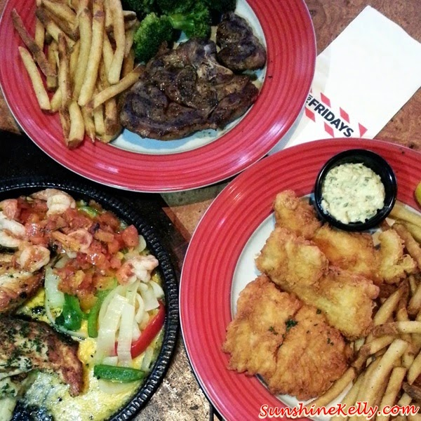 Some Things Never Change, TGI Friday's, American Restaurant, American Food