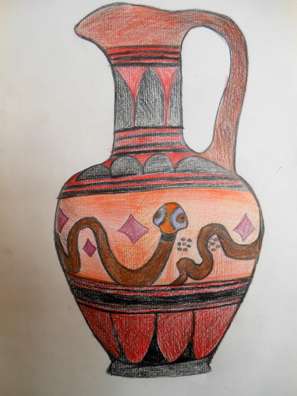 Vasi antichi di artisti moderni for Vasi antichi