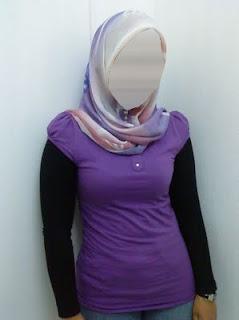 Jilbab Tidak Sesuai Syariat
