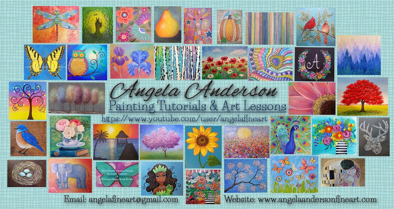 Angela Anderson Art Blog
