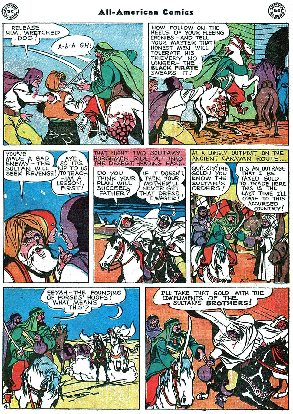 Read online All-American Comics (1939) comic -  Issue #87 - 36