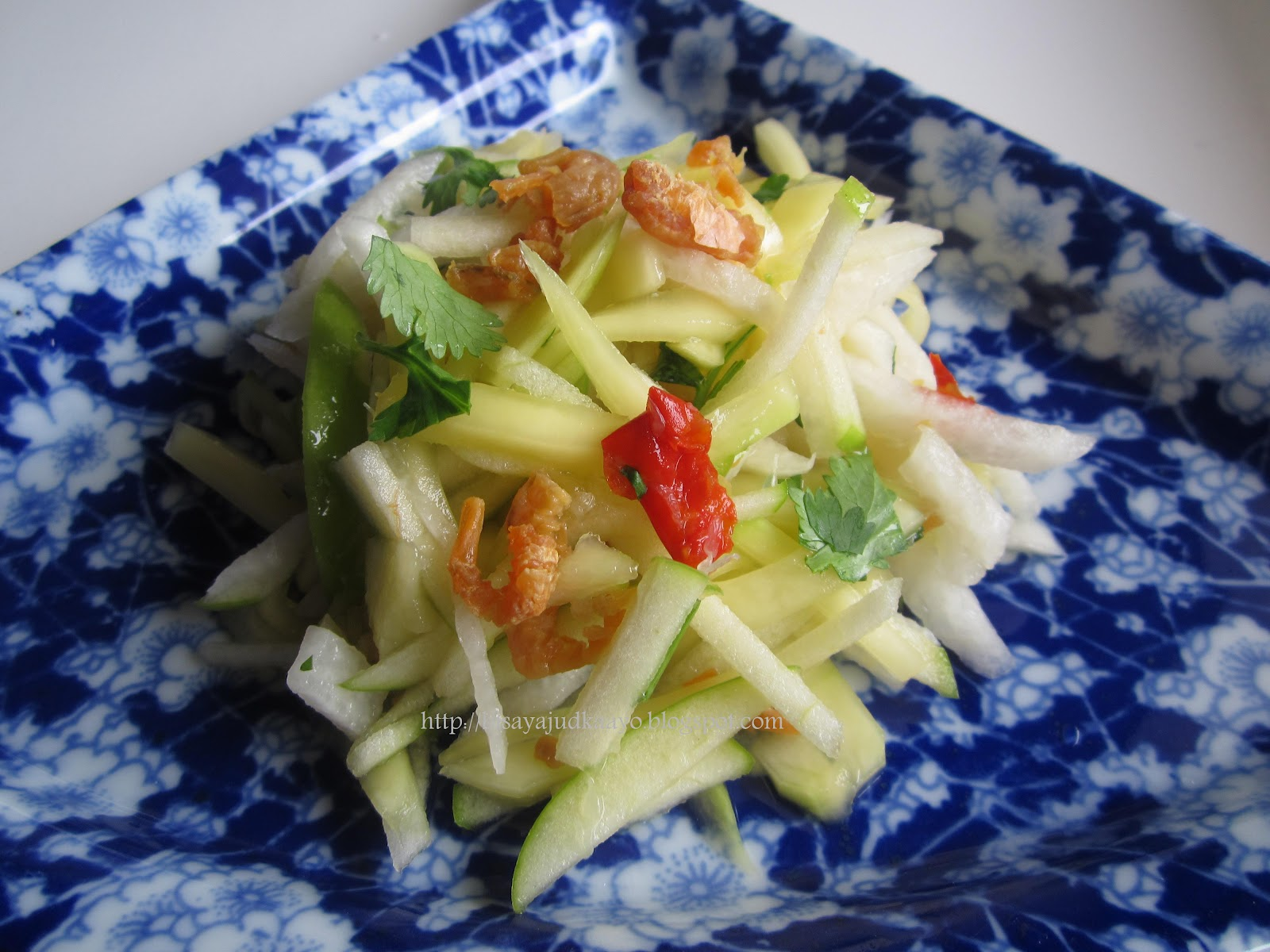 Crispy Fish And Green Mango Salad Recipes — Dishmaps