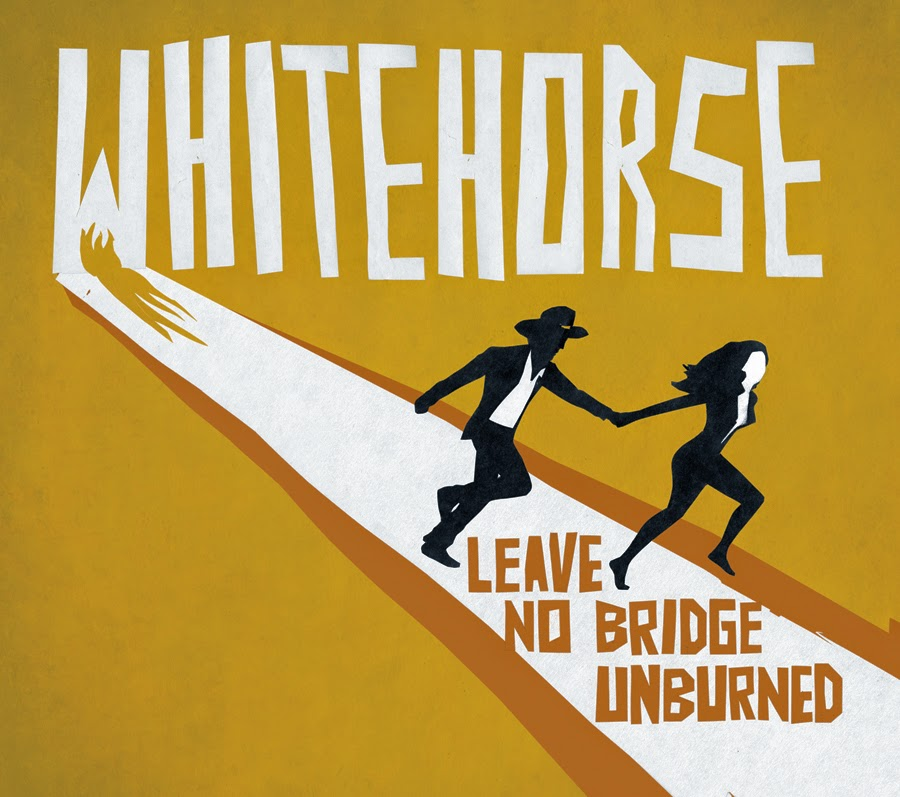 White Horse - Leave No Bridge Unburned